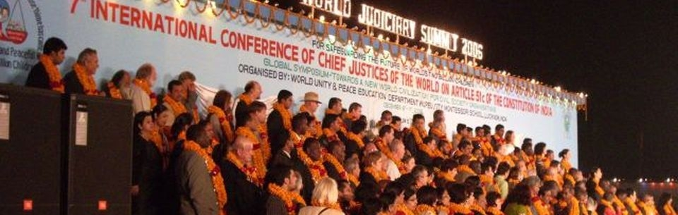 The 7th World Conference of the Head Justices